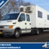 Iveco Daily BE special 40C15 DC + DOORNWAARD TRAILER