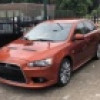 Mitsubishi Lancer Sports Sedan RALLIART 2.0 241 PK  CRUI..
